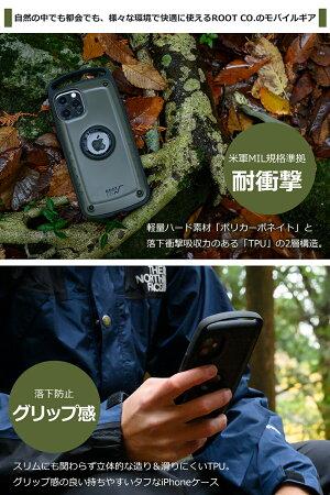 [iPhone11専用]ROOTCO.GravityShockResistCasePro.
