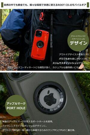 [iPhone11ProMAX専用]ROOTCO.GravityShockResistCasePro.