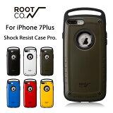 【ROOT CO.】iPhone7 Plus ケース GRAVITY Shock Resist Case Pro.【 アイフォン7Plus iPhone7Plus スマホケース 耐衝撃 】