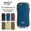 【ROOT CO.】iPhone6s iPhone6 ケース GRAVITY Shock Resist Case. iFace Model【 アイフォン6……
