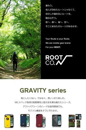 [iPhoneXS/X専用]ROOTCO.GravityShockResistCase./ROOTCO.×iFaceModel