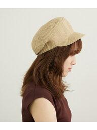 【SALE/49%OFF】【ウォッシャブル】ブレードキャスケット ROPE' PICNIC PASSAGE ロペピクニック 帽子/ヘア小物 帽子その他 ベージュ ブラック ブラウン【RBA_E】[Rakuten Fashion]