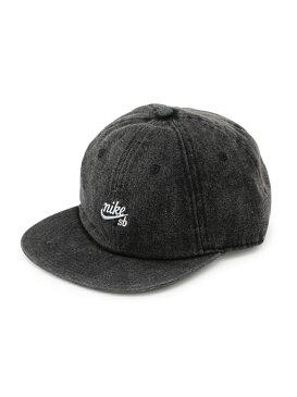 [Rakuten Fashion]【SALE/50%OFF】【NIKE】SBH86フラットビルWDキャップ ROPE' PICNIC PASSAGE ロペピクニック 帽子/ヘア小物 キャップ ブラック【RBA_E】