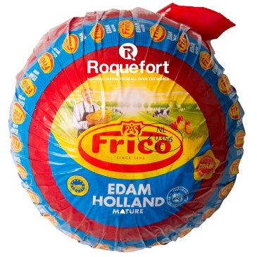 エダム ハード チーズ 赤玉 約1.6kg 不定貫 【1kgあたり税抜2,100円】 | オランダ・フリコ・ハード・チーズ専門店・業務用