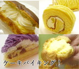 お試しセット ケーキバイキング!お好きなケーキ5個で1080円 お中元 モンブラン バタークリーム