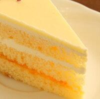 昔懐かしのレトロな味わい・バタークリームケーキカットタイプ(ホワイトデー)(ひな祭り)(バースデーケーキ)(敬老の日)