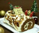 【2010 クリスマス】 ブッシュドノエルミディアムサイズ10P26Oct09