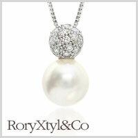珍珠項鍊貝殼珍珠珍珠項鍊白金珍珠珍珠 Silver925 珠項鍊