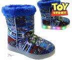 光る靴ファーブーツトイ・ストーリーウッディバズ・ライトイヤーディズニーDisneyzoneピカピカ光るムートンブーツブーツウィンターブーツキッズキッズシューズ子供靴防寒ディズニー靴7154男の子