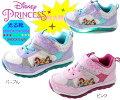 【光る靴】【ディズニー】【ディズニープリンセス】Disney【Disneyzone】【ディズニー靴】ディズニープリンセスアリエルラプンツェルベル女の子ピカピカ光るマジックスリッポンキッズスニーカー子供靴サイドがキラキラ光る靴!LED光る美女と野獣6998