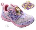 【ちいさなプリンセスソフィア】【ディズニー靴】【ソフィア】【ディズニープリンセス】【Disneyzone】【ディズニーキッズ】ディズニー靴キッズスニーカーパープルジュニアキッズ子供靴女の子7063