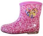送料無料プリンセスディズニープリンセスレインブーツシンデレラオーロラ姫ラプンツェルベル白雪姫長靴ディズニーレインシューズディズニー靴Disneyzoneキッズ16〜19cm下駄箱サイズ7453
