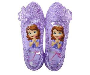 20c1d6083b8dd ディズニ- ソフィア ちいさなプリンセスソフィア プリンセス Disneyzone ガラスの靴 サンダル キッズスニーカー キッズシューズ 子供靴  ディズニーサンダル 7349 ...