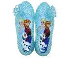 ディズニ−アナと雪の女王プリンセスDisneyzoneガラスの靴サンダルアナエルサアナ雪キッズスニーカーキッズシューズ子供靴ディズニーサンダル7350