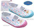 アナと雪の女王ディズニー上履き靴子供靴袋付きバレーシューズ新入学新学期アナエルサディズニープリンセスキッズシューズ1011入園