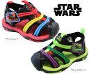【ディズニー】【スター・ウォーズ】 Disney Star Wars 【Disneyzone】ヨーダ ダースベイダー スポーツサンダル 男の子 サンダル キッズサンダル 子供靴 1008