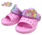 スタートゥインクルプリキュア7517-01プリキュアサンダルキッズシューズEVA子供靴キッズサンダル女の子ピンク