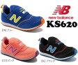 【送料無料】【ニューバランス】KS620 靴 マジック キッズスニーカー キッズ 子供靴 PA CO BL スリッポン 履きやすい靴 NB ニューバランス キッズシューズ