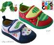 【はらぺこあおむし】【エリック・カール】 ベビーシューズ 子供靴 キッズ キッズシューズ HA-1385 *メール便不可*