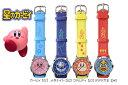 ネコポス送料無料 難あり 在庫処分価格 星のカービィ 腕時計 フェイスウォッチ カービィグッズ カービィ...