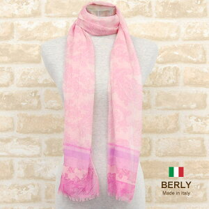 ストール春夏イタリア製レディース・メンズ・ユニセックスaliseta-senegal-pink・ALISETAアリセタ【マフラー】【スカーフ】【stole】【women】【men】11000