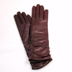 イタリア製グローブ ロングシャーリングレザーグローブ DEMI デミ レディース革手袋