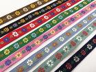 チロルテープお花柄約12〜13mm選べるカラーは11色!NO.5964