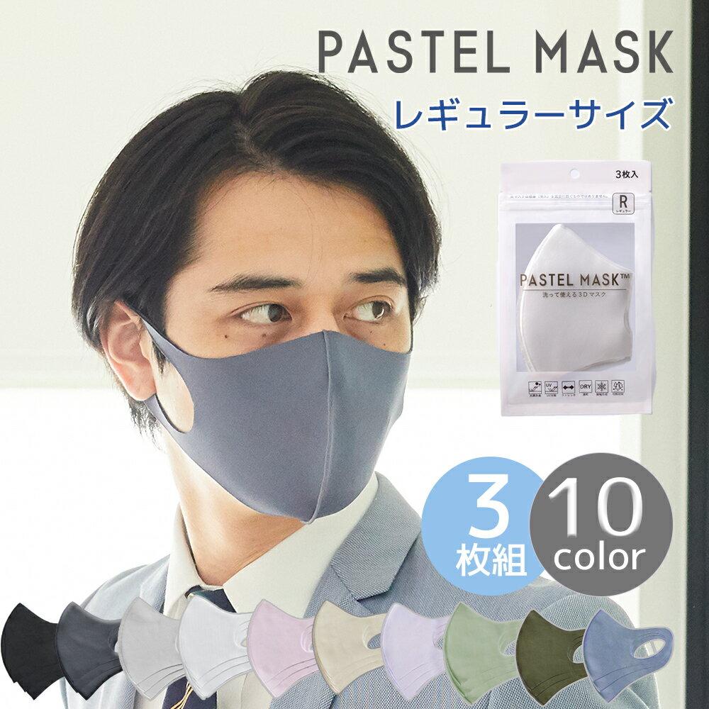 マスク 方 パステル 洗い