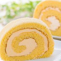 びわロールケーキ