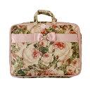ランジェリーバッグ ルドゥーテローズ ランジェリー ケース バラ柄 薔薇 ローズ 花柄 母の日 ギフト おしゃれ