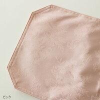 撥水加工ランチョンマットローズ柄ジャガード織りテーブルマット薔薇雑貨花柄ピンクアイボリーグリーン