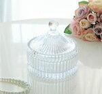 小物入れジュエリーボックスガラスケースかわいいギフト薔薇雑貨母の日ギフト