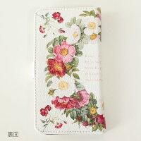 スマホケース/ルドゥーテローズ・日本製薔薇雑貨姫系雑貨花柄おしゃれ母の日スマートフォンケース