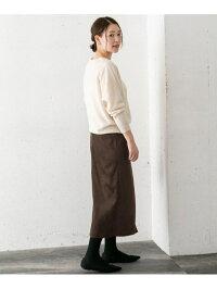 [Rakuten Fashion]【SALE/30%OFF】スエード×レオパードプリントスカート ROSSO アーバンリサーチロッソ スカート スカートその他【RBA_E】【送料無料】