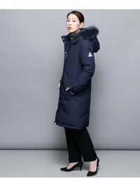 [Rakuten Fashion]CapeHEIGHTSELLNORA ROSSO アーバンリサーチロッソ コート/ジャケット ダウンジャケット ネイビー ブラック【送料無料】