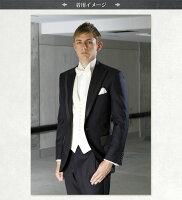 高級ウィングカラーシャツ6点セット(ブラック)2写真。結婚式のご新郎様・お父様・ご列席者に特におすすめです。その他、シャツや小物は各種パーティーやデニムにノーネクタイで着用するなどいろいろなシーンで着用することができます。