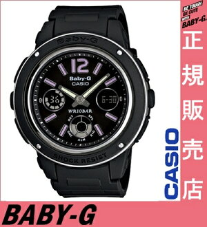 It is ★ Casio Baby-G black BGA-150-1BJF casio Baby-G Lady's Casio watch Lady's casio watch Baby-G big face watch Lady's for Quo card 2,000 yen in the ★ review during the Autumn sale
