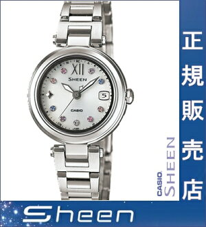 It is ★ Casio SHEEN Mika Nakajima SHW-1504D-7AJF casio SHEEN watch Casio Mika Nakajima pink lady Casio watch Lady's watch Swarovski Casio scene Mika Nakajima for Quo card 5,000 yen in the ★ review during the Autumn sale