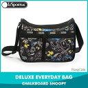 レスポートサック スヌーピー [USA正規品] レスポ バッグ LeSportsac 7507 G057 レビューで10%OFFクーポン(次回) DELUXE EVERYDAY BAG …