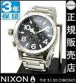 ニクソン腕時計レビューで次回1万円割引★送料無料[正規3年保証]A083000ニクソン51-30CHRONOニクソン腕時計メンズ腕時計NIXON時計NIXON51-30クロノクロノグラフBLACKブラック腕時計防水51-30nixon腕時計メンズ10P26Mar16