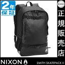 ニクソン リュック レビューで10%OFFクーポン(次回)★ 正規販売店 ニクソン スミス ニクソン リュック バッグ nixon SMITH 2 リュック …
