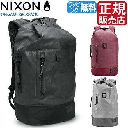 54d37c2e5329 ニクソン リュック 送料無料 [正規販売店] ニクソン オリガミ ニクソン リュック ニクソン バッグ nixon ORIGAMI リュック おしゃれ  nixon リュック メンズ リュック ...