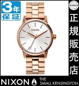 NIXON WATCH NA3411233-00 BOBBI SADDLE ROSE GOLD