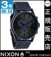 ニクソン 腕時計 送料無料 [正規3年保証] NA3861679 ニクソン セントリー クロノ ニクソン メンズ NIXON 時計 NIXON SENTRY CHRONO DEEP BLUE ニクソン 時計 nixon 時計