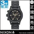 ニクソン 腕時計 送料無料 [正規3年保証] NA404957 ニクソン 38-20 CHRONO ALL BLACK/ROSE GOLD レディース NIXON 時計 38-20 クロノ クロノグラフ 腕時計 防水 nixon 腕時計 父の日