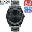 [本日5/26(金) 23:59までタイムセール価格!★] ニクソン 腕時計 送料無料 [正規3年保証] NA3272185 ニクソン タイムテラー アセテート レディース NIXON 時計 NIXON TIME TELLER ACETATE BLACK/SILVER/MULTI メンズ nixon