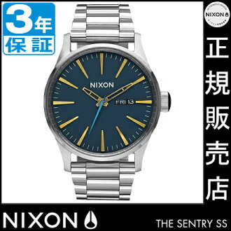 NIXON WATCH NA276001-00 PRIVATE SS ALLBLACK