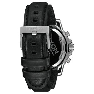 ニクソン腕時計レビューで次回1万円割引★送料無料[正規3年保証]NA940000ニクソンレンジャークロノレザーニクソン腕時計メンズ腕時計NIXON時計NIXONRANGERCHRONOLEATHERBLACKニクソン時計nixon時計10P26Mar16