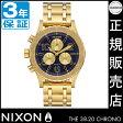 ニクソン 腕時計 送料無料 [正規3年保証] NA4042216 ニクソン 38-20 クロノ ニクソン 腕時計 レディース 腕時計 NIXON 時計 NIXON 38-20 CHRONO ALL GOLD/NAVY クロノグラフ 腕時計 防水 nixon 腕時計 母の日
