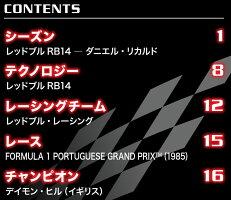 F1マシンコレクション第87号デアゴスティーニ